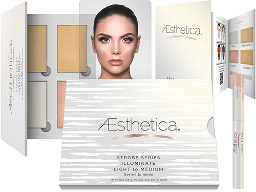 10. Aesthetica Strobe Series Highlighting Kit