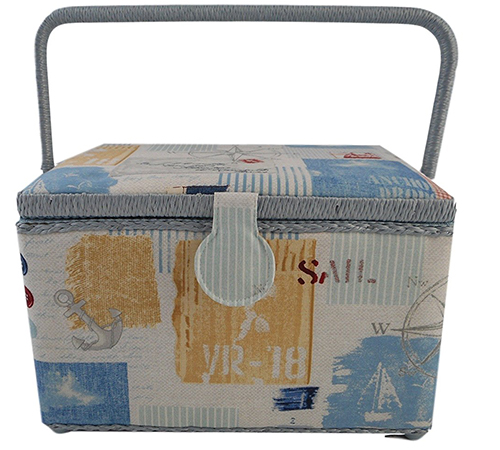10. Dritz St Jane Sewing Basket