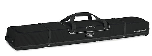 5. High Sierra Deluxe Double Ski Bag