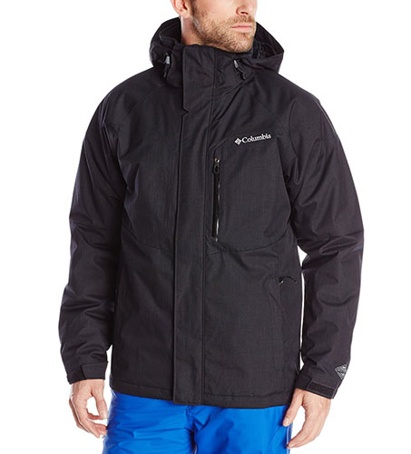 7. Men's Alpine Action Jacket