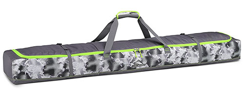 9. High Sierra Double Ski Bag