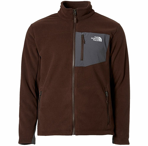 9. Chimborazo Full Zip Fleece Men's