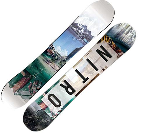 Top 10 Best Freeride Snowboards In 2019 Reviews