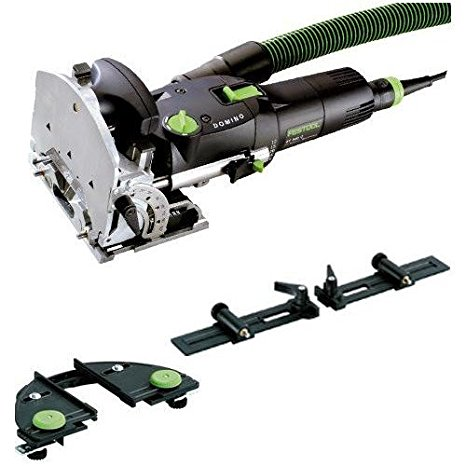 8. Festool Domino DF 500 Q Joiner Set