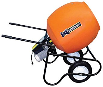 1. Kushlan 600DD Unassembled Direct Drive cement Mixer