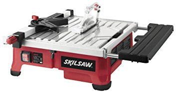 9. Skil 7-Inch Tile Saw (3550-02) with HydroLock Water Containment System