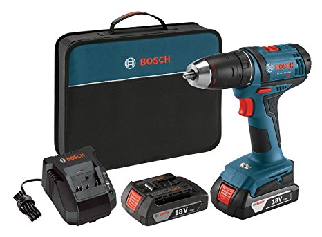 5. Bosch 18-Volt Lithium-Ion 1/2-Inch Compact Tough Drill