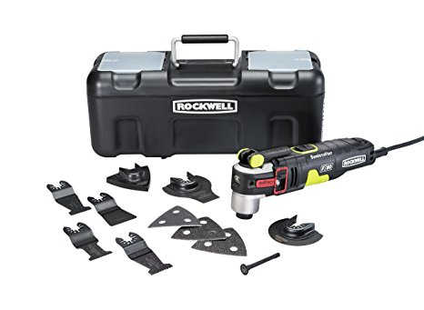 5. Rockwell 4.2 Amp Sonicrafter F80 Oscillating Multi-Tool