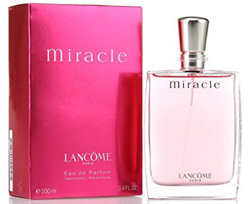8. Miracle By Lancome For Women