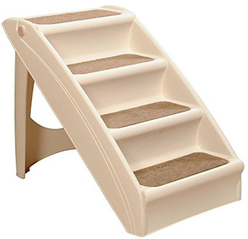 1. Pup Step Plus Pet Stairs