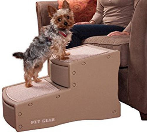 10. Pet Gear Easy Step II Pet Stairs