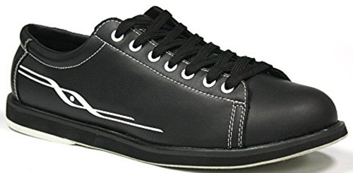 7. Pyramid Men's Black Shoes