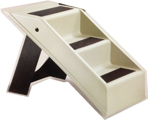 4. Etna Plastic Folding Pet Steps