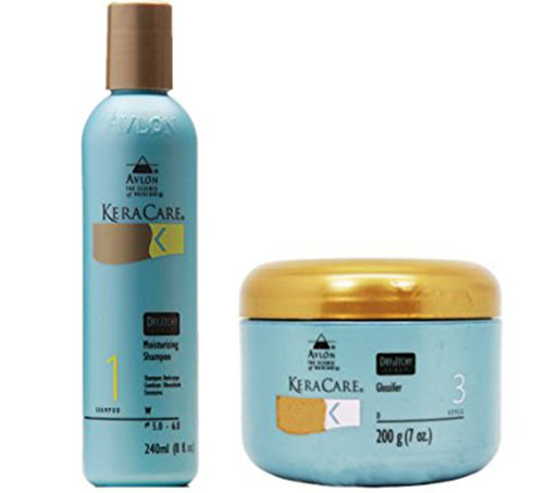 8. Keracare Dry and Itchy Scalp