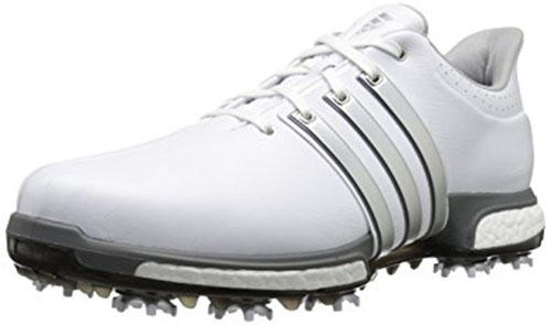 6. Adidas Men's Tour360 Boost Spiked Shoe