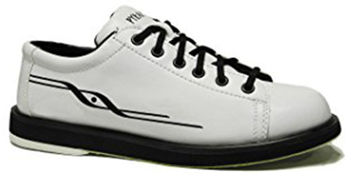 10. Pyramid Men's Ram White Shoes