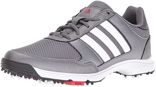 5. Adidas Men's Tech Golf Shoe
