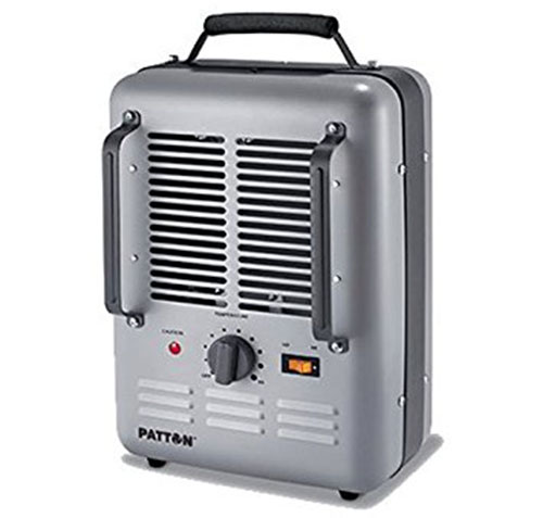 9. Patton PUH680-N-U Milk-House Utility Heater