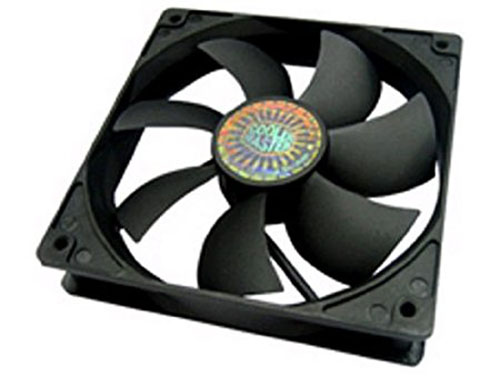 5. Cooler Master Sleeve Bearing 120mm Silent Fan