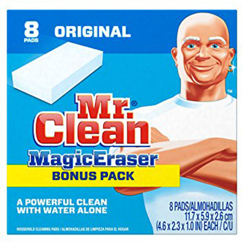 9. Mr. Clean Magic Eraser Cleaning Pads,