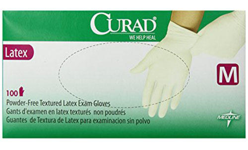 5. Curad Powder-Free