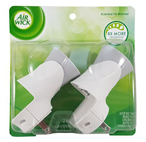 5. Air Wick 78048 Air Wick Scented Oil Warmers 2 Count