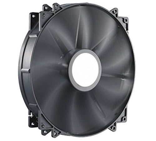 4. Cooler Master MegaFlow 200 - Sleeve Bearing 200mm Silent Fan