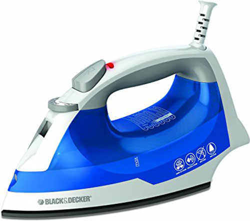 8. BLACK+DECKER IR03V Easy
