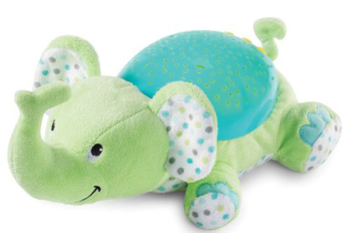 3. Summer Infant Slumber Buddies Projection and Melodies Soother Night Light