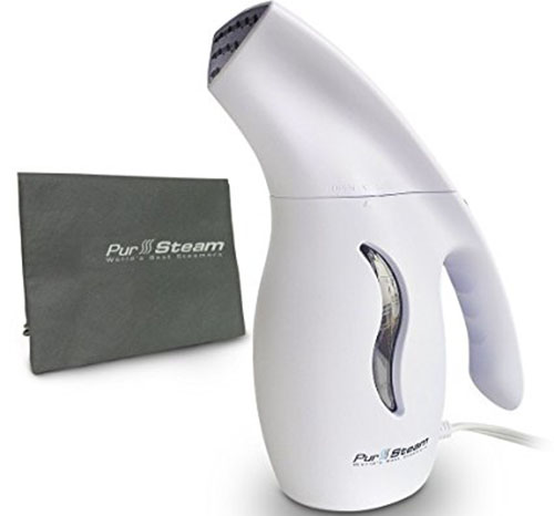 10. PurSteam Fabric Steamer