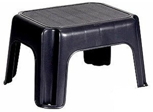 9. Rubbermaid Small Step Stool