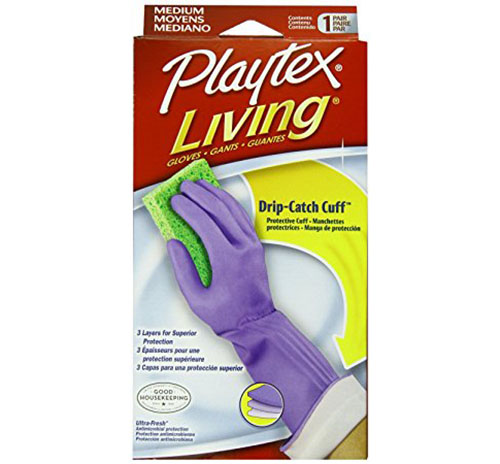 6. Playtex Living Medium