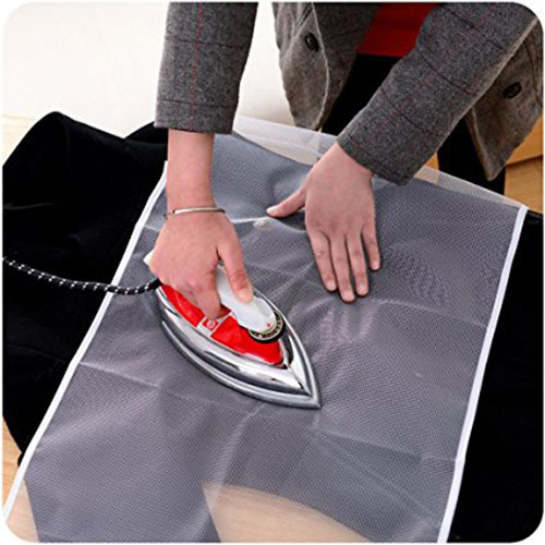 6. MYLIFEUNIT Ironing Scorch Mesh Cloth