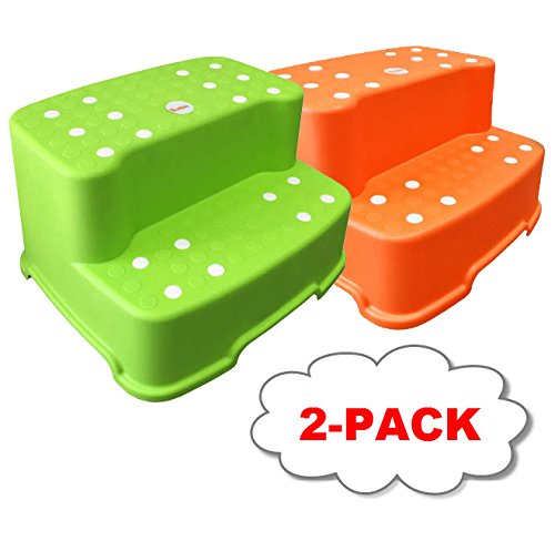7. Tenby Living Extra-Wide Extra-Tall Jumbo Step Stool
