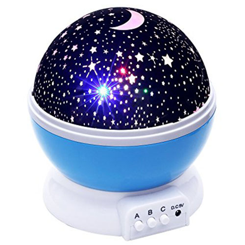 2. Lizber Baby Night Light