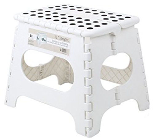 6. Spranster Super Strong Folding Step Stool
