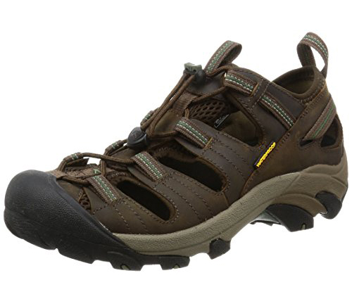 4. KEEN Men's Arroyo II Sandal