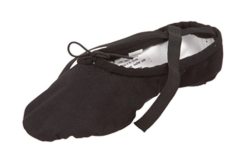 7. Sansha Pro 1 Canvas Ballet Slipper