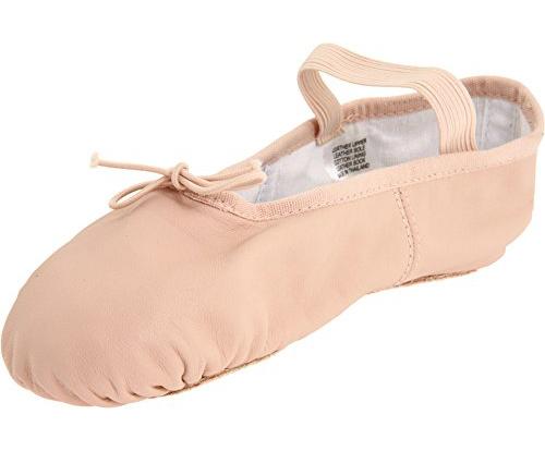 9. Bloch Women's Dansoft Ballet Slipper