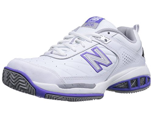 2. New Balance Women's WC806 Tennis Shoe
