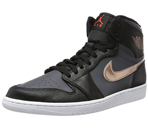 . Nike Jordan Men's Air Jordan 1 Retro High Basketball Shoe
