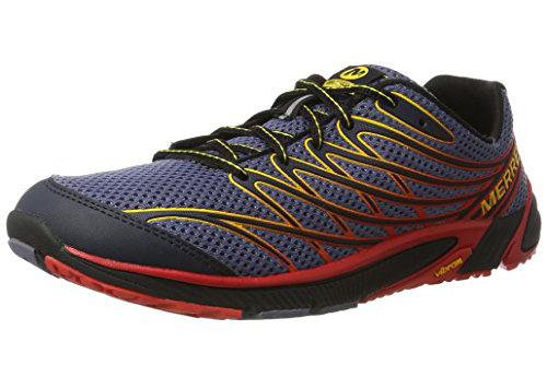 . Merrell Men's 4 Running Shoe