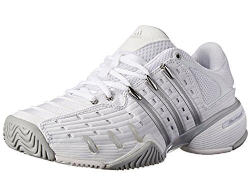 3. adidas Women's Barricade V Classic W Tennis Shoe