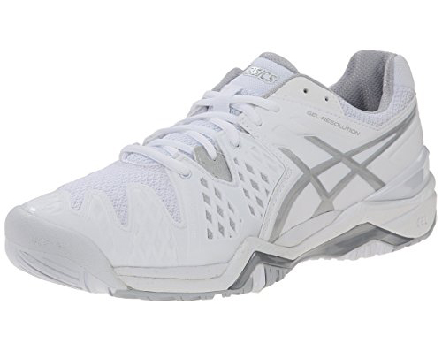 asics black tennis shoes womens