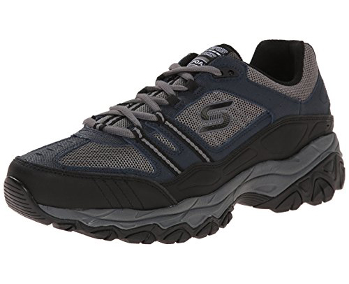 4. Skechers Sport Men's Lace-Up Sneaker