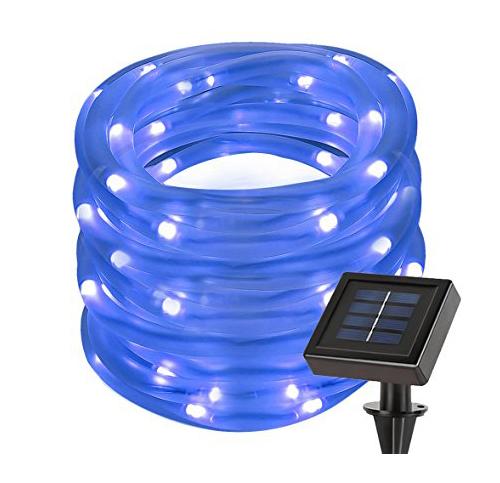 7. Lighting Ever 33ft 100 LED Rope Lights