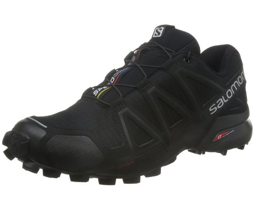 . Salomon Men's 4 Trail Runner