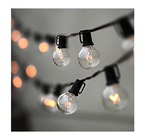 7. Lampat 25FT String Lights