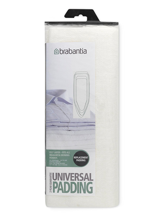 5. Brabantia White Ironing Board Cover