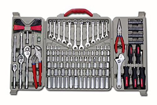 3. Bow 170-Piece Mechanics Tool Set